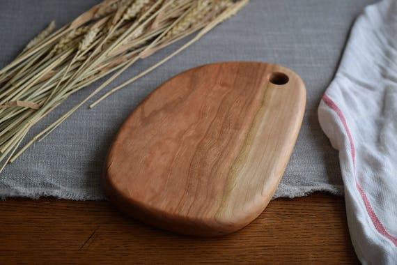 the Little Chef   Cherry bread board