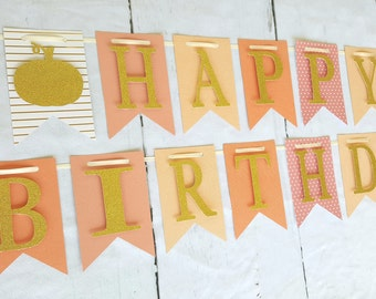 Pumpking Happy Birthday Banner,Pumpkin One Banner,Cake Smash Banner,Fall Girl Birthday Props,Little Pumpkin Banner,Autumn Birthday Banner