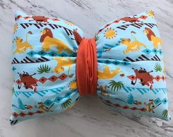 The Lion King Bow Pillow