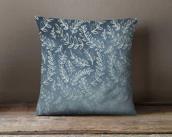 Leaves Decorative Throw Pillow Cover Pillow Case Cushion Cover Pillow Shams Custom Pillowcase Pillow Sham Home Decor Pillow Sham Home Gift