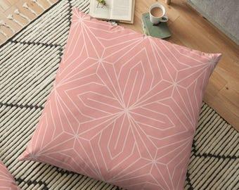 floor cushion cover, Decorative Throw Cover,  Cushion Cover, home decor, art deco cushion cover, Cushion Cover, Floor pillow, Art Deco decor