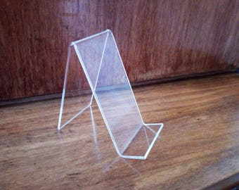 acrylic table number holder clear wedding table sign stand wedding sign holder phone