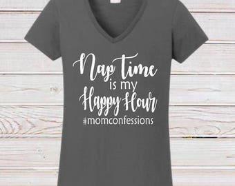 Mom Confessions Tshirts - Personalized Tshirt - Mom Shirts - Mom Gift Ideas - Mom Tees