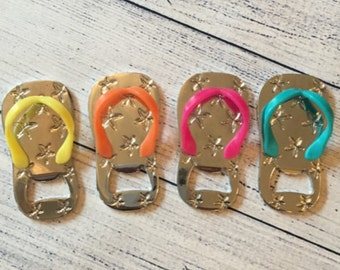 Summer Fun - Flip Flop Bottle Opener
