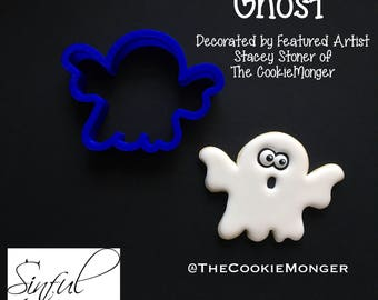 Ghost Cookie Cutter