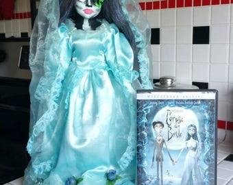 Horror Doll Corpse Bride