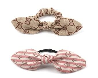 2 Pieces Set Hair Elastic, Hair Elastic for Girls, Hair Elastic for Women, Hair Scrunchies, Small Hair Scrunchies