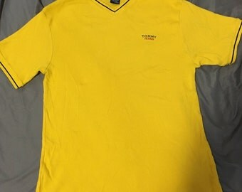 Tommy Hilfiger Jeans Vintage Yellow Tee