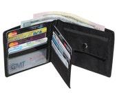 Very Large bike inner tube wallet - driver gifts - innertube upcycled wallet, vegan men's wallet, vegan friendly gifts for dad, vegan wallet