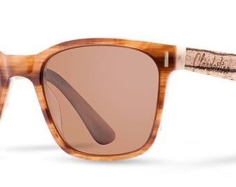 Premium Wooden Sunglasses Lusia