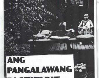 Ang Pangalawang Pagtatapat - The Second Confessions: zine about beauty standards, politics, and insecurities