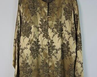 Vintage Gold Jacket