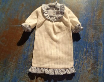 Francie/ Night dress 1965/ Vintage/ Excellent condition!