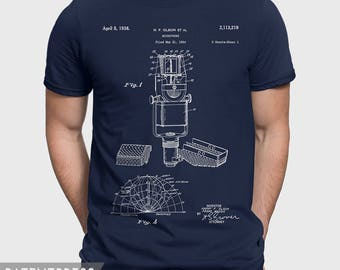 Sound Engineer  Shirt Gift For Music Producer, Gift For Podcaster T-Shirt, Recording Studio Gift, Podcasting Gift Idea, RCA Microphone P462
