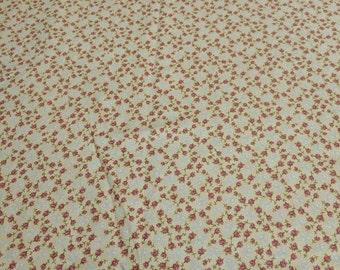 Harvest Home Flower Cotton Fabric from Moda Fabrics