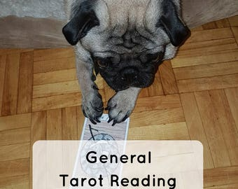 General Tarot Intuitive Psychic Reading