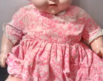 Large Vintage Dee An Cee Doll apox. 1920s