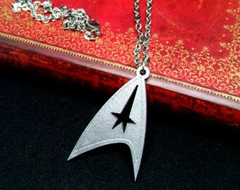 Star Trek Confederation Necklace