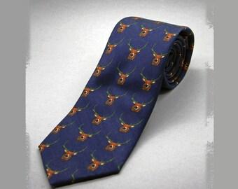 Deer tie