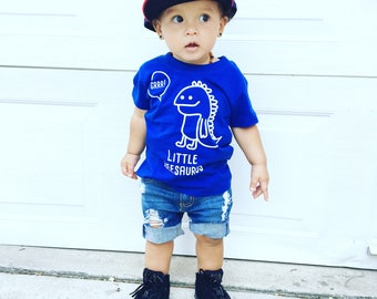 Baby dino shirt, Baby shirt, customizable shirt, name shirt, dinosaur shirt, personalized dino shirt, dino name shirt, baby shower gift