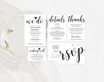 Editable pdf, Rustic wedding suite, Editable invitation, Editable wedding invitation rustic invitations, Rustic wedding invitations