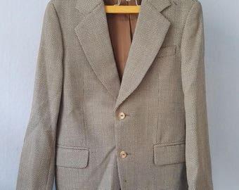 70s jacket true vintage DDR jacket new Office suit Office wedding festive celebration of retro 1974