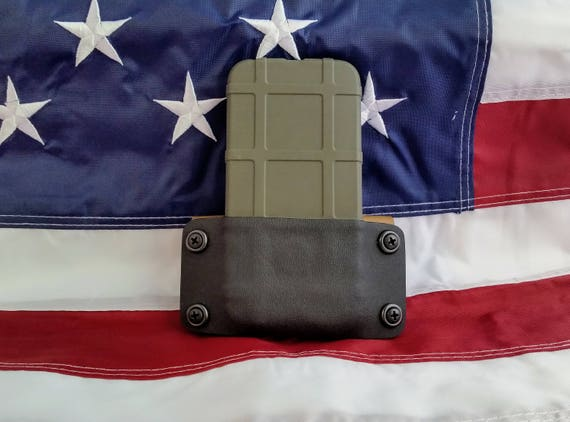Kydex Cell Phone Holster For I Phone 6 For Use With Magpul
