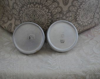 20% off Old German Army STURM Aluminum Shaving Butter Food Dish Container