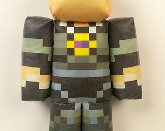 SkyDoesMinecraft Minecraft Sky Plush Toy