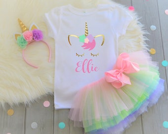 Girls Unicorn Shirt, Girls Unicorn Outfit, Unicorn Birthday, Unicorn Outfit, Baby Girl Unicorn Shirt, Toddler Unicorn Shirt, LS