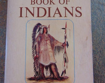 American Heritage Book of Indians , 1966 , William Brandon , Native American Book