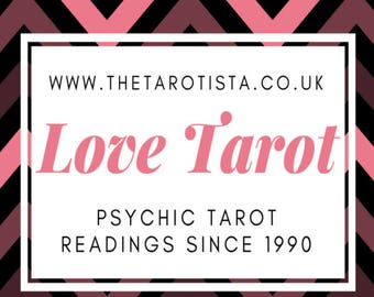 Love Relationship Where is this going ? Tarot Reading by Psychic Reader of 30 Years Experience