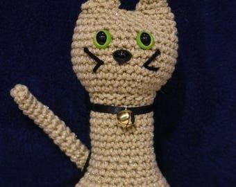 Crochet Cat-Elektra