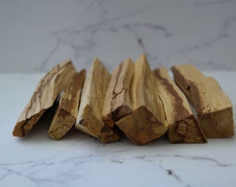 Palo Santo (Holy Wood) Incense Clearing Smudge Sticks - 3 & 6 count