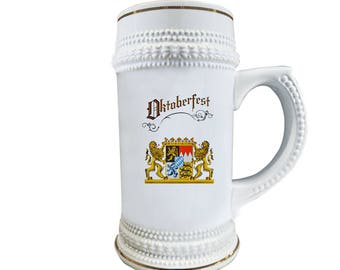 Oktoberfest Bavaria Germany Ceramic Beer Steins gift
