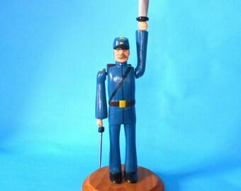 Whirligig Civil War Soldier
