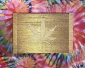 Stash Box-You Pick the Color