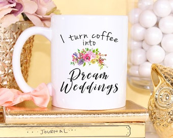 Event Planner, Wedding Planner Mug, Wedding Planner, Mug, Event Planner Mug, Wedding Planner Gift, Wedding Planning, Wedding Plans, Custom