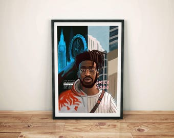 Jay Prince Poster