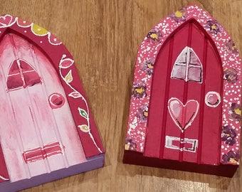 Fairy Doors - Handpainted