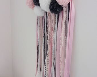 Dream catcher tassels