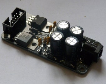 PREBUILT: Wall-wart to Eurorack power supply for Eurorack/modular synthesisers