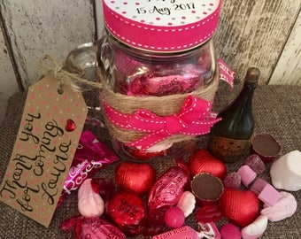 Hen Party Favours Personalised - Nice Version