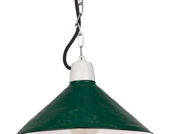Vintage industrial lamp, completely renovated, INDUSTRIAL BAUHAUS FACTORY loft style