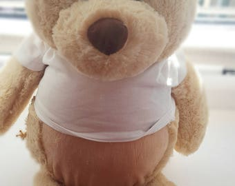 Personalised Bunny/Teddy