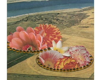 Crop Circles | 6x6"