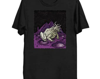 Moon-Beast - Cthulhu Shirt HP Lovecraft T-Shirt Cthulhu Tee Call of Cthulhu Great Old One Shirt