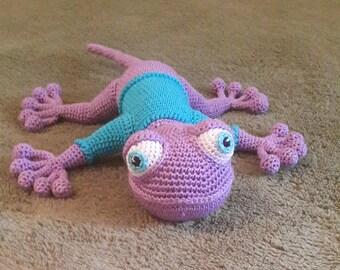 Crochet lizard, Gecko