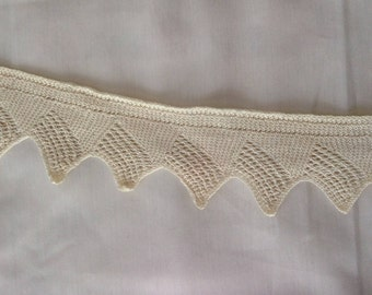 Crocheted Trim