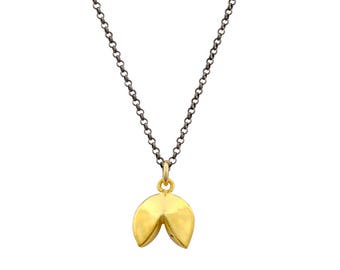 Cookie Fortune necklace